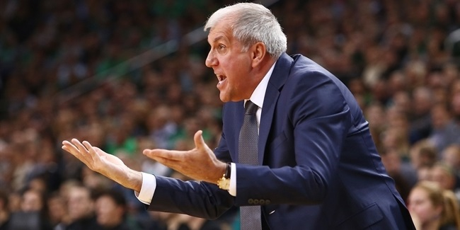 Obradovic steered his team to safety again