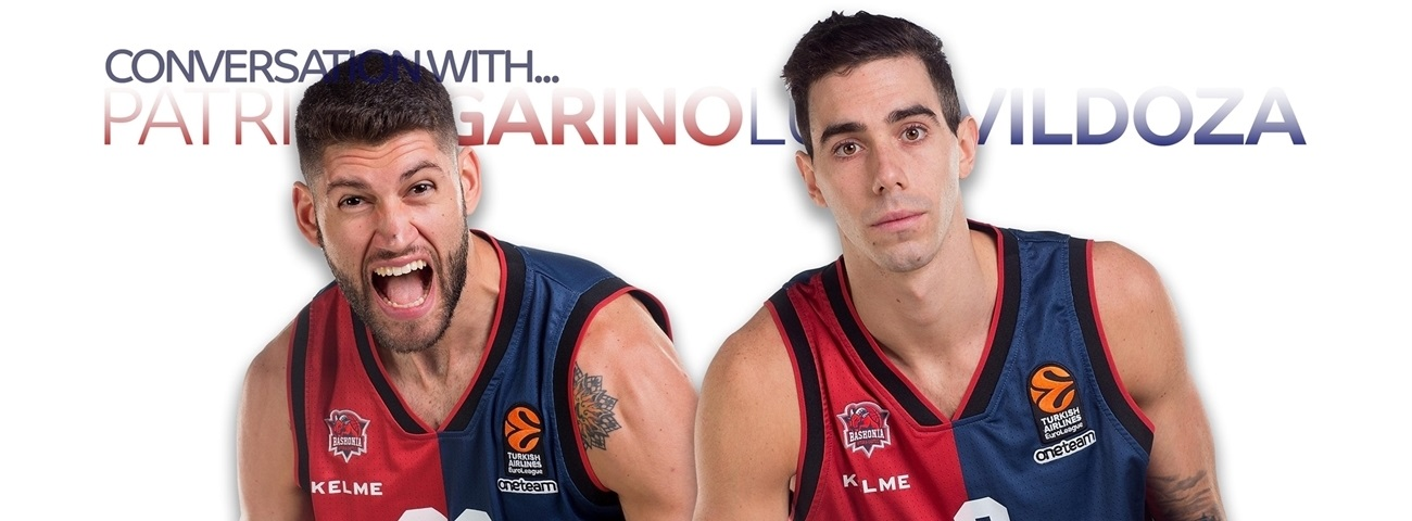 Baskonia's newest Argentines: 'We fit in quite well'