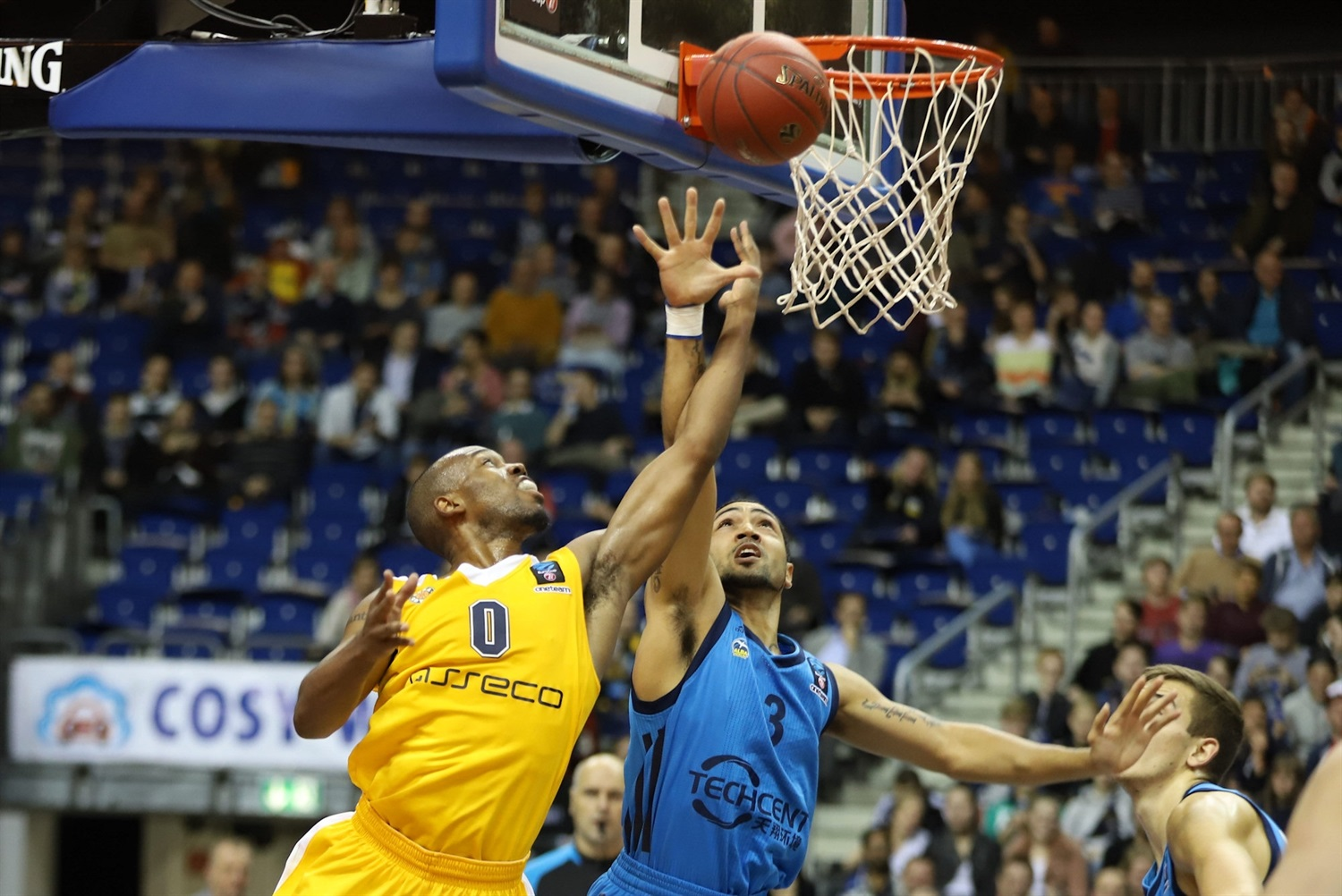 Peyton Siva - ALBA Berlin (photo Andreas Knopf - ALBA) - EC18