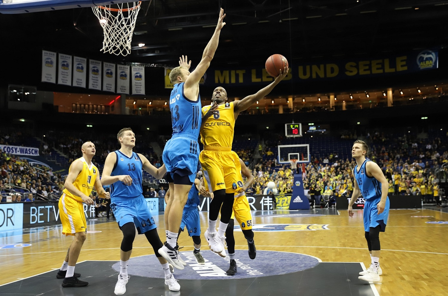 James Florence - Arka Gdynia (photo Andreas Knopf - ALBA) - EC18