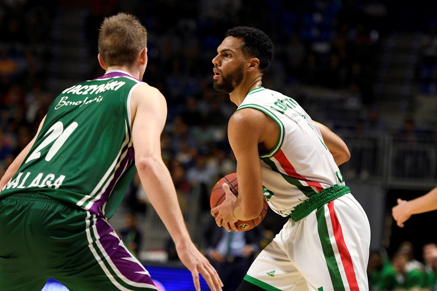 Trent Lockett - UNICS Kazan (photo Unicaja - Mariano Pozo) - EC18