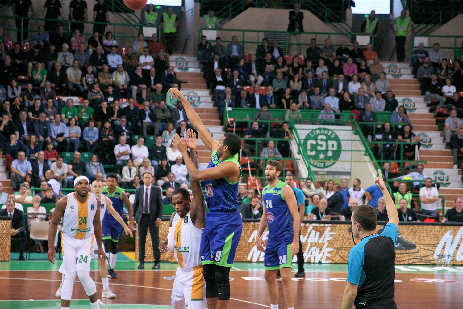 Sammy Mejia - Tofas Bursa (photo Limoges) - EC18