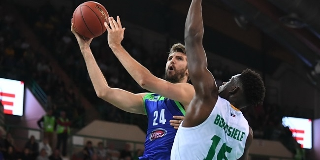 7DAYS EuroCup, Regular Season Round 4: Limoges CSP vs. Tofas Bursa