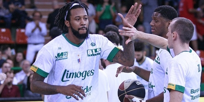 Miles shoots his way into history in Limoges victory