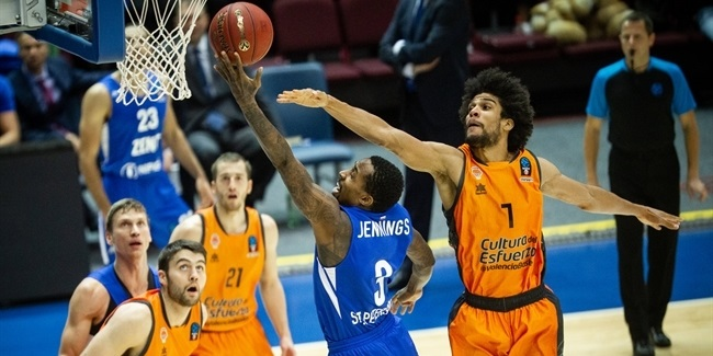 7DAYS EuroCup, Regular Season Round 4: Zenit St Petersburg vs. Valencia Basket