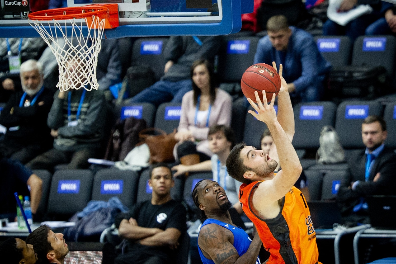 Sergi Garcia - Valencia Basket (photo Zenit) - EC18