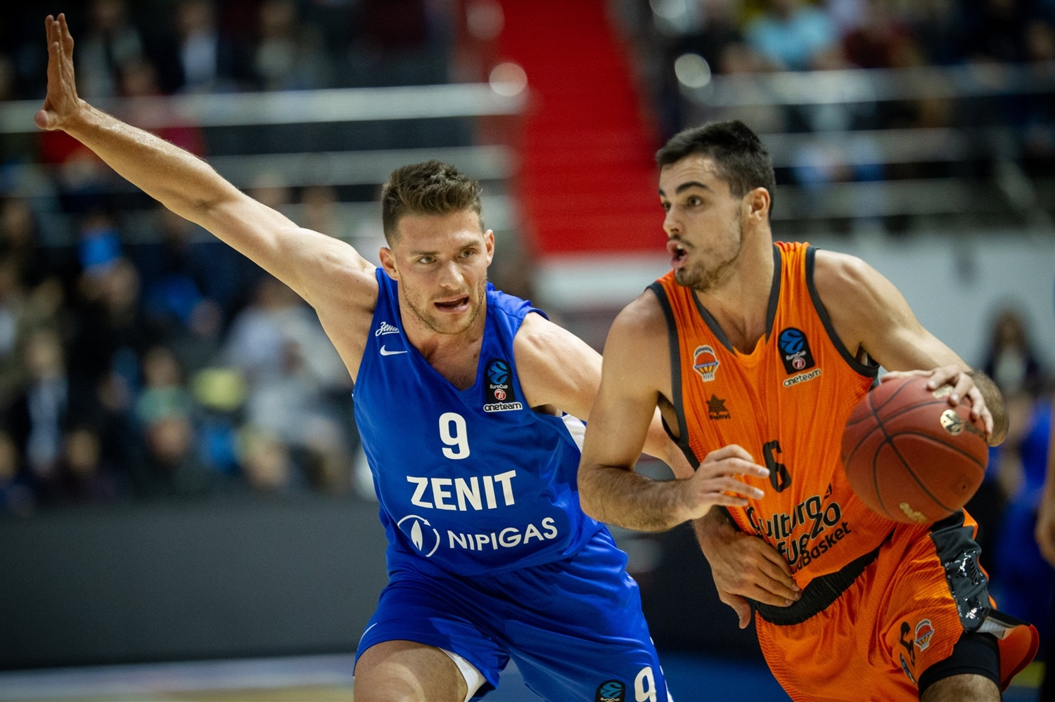 Alberto Abalde - Valencia Basket (photo Zenit) - EC18