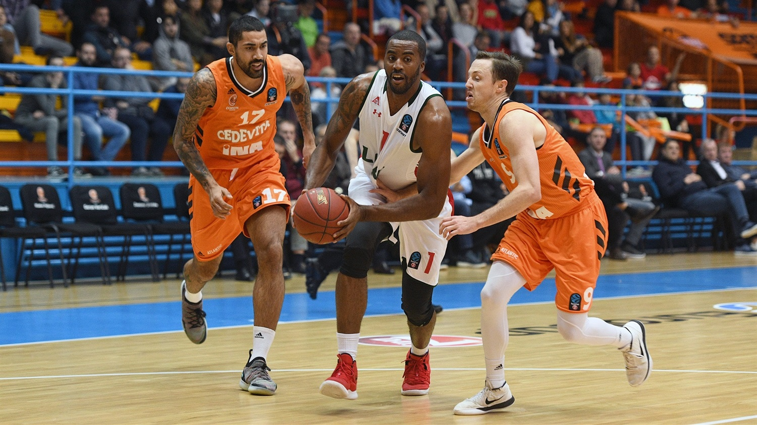 Jamel McLean - Lokomotiv Kuban Krasnodar (photo Cedevita) - EC18