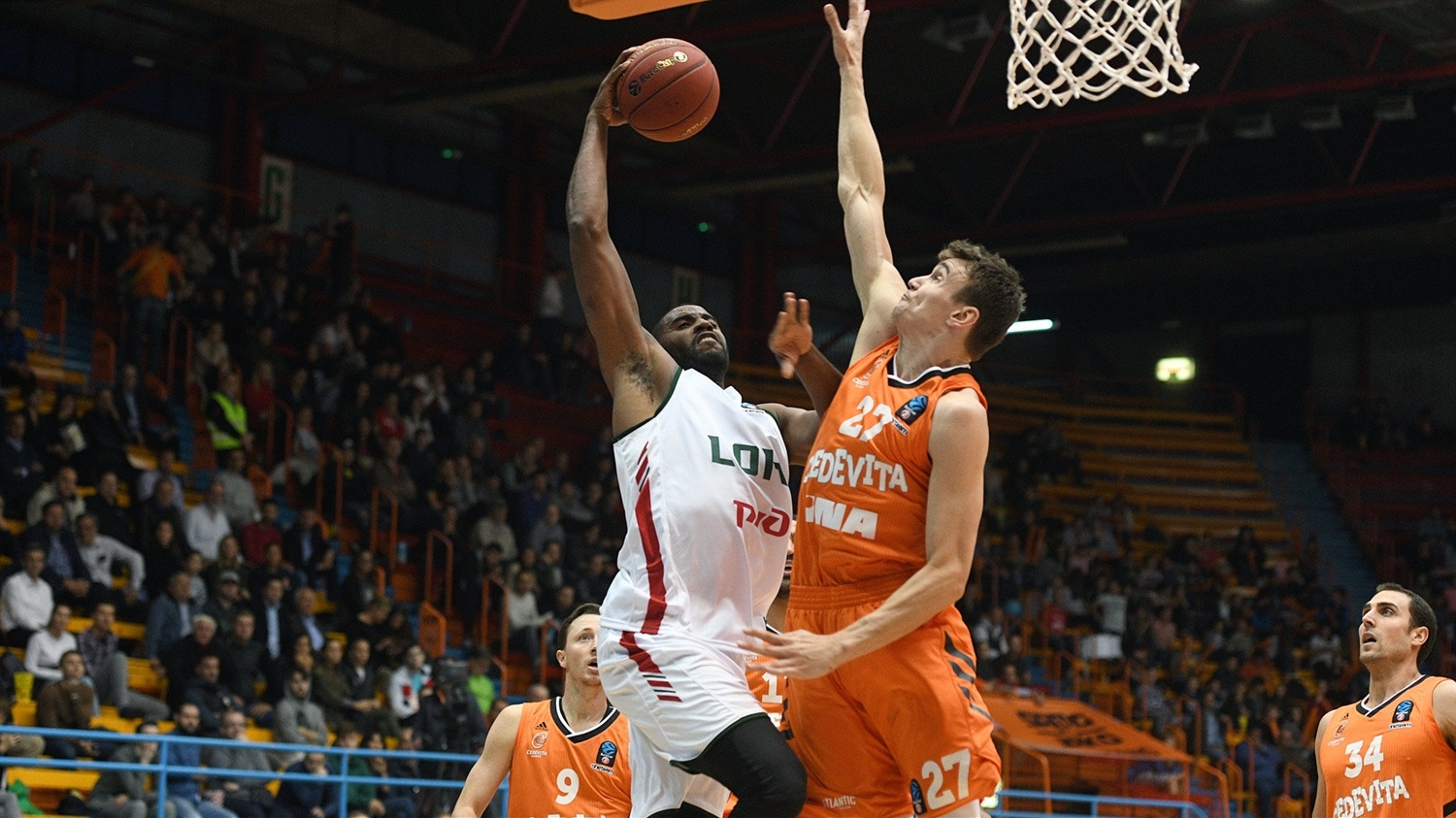 Jajuan Johnson - Lokomotiv Kuban Krasnodar (photo Cedevita) - EC18