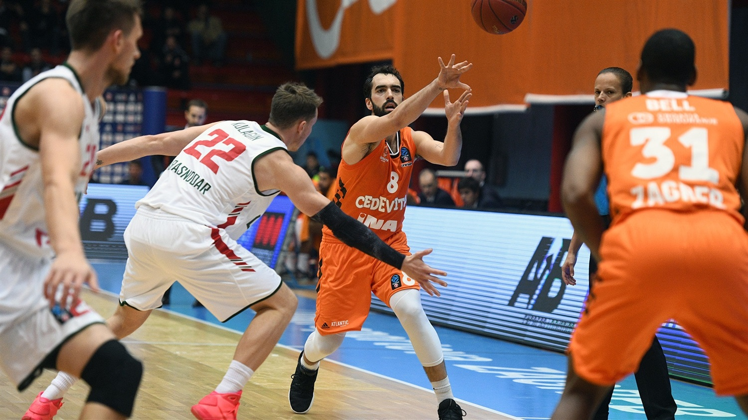 Vitor Benite - Cedevita Zagreb (photo Cedevita) - EC18