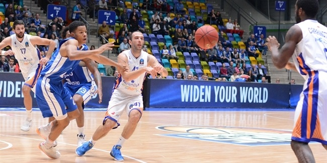 7DAYS EuroCup, Regular Season Round 4: Fraport Skyliners Frankfurt vs. Mornar Bar
