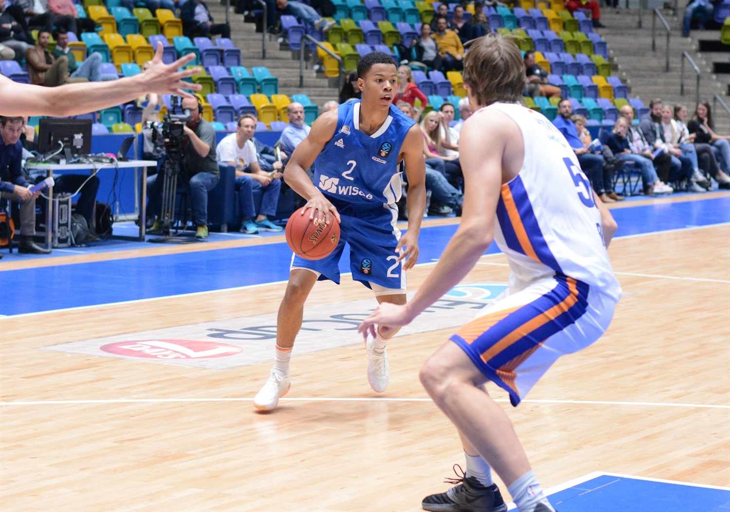 Trae Bell-Haynes - Fraport Skyliners Frankfurt (photo Fraport Skyliners) - EC18