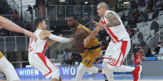 7DAYS EuroCup, Regular Season Round 4: Germani Brescia Leonessa vs. Crvena Zvezda mts Belgrade