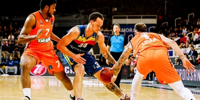 7DAYS EuroCup, Regular Season Round 4: MoraBanc Andorra vs. ratiopharm Ulm