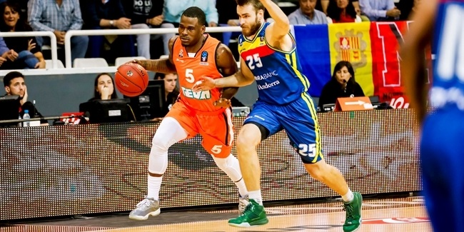 Javonte Green, Ulm: 'Playing the EuroCup now is a blessing for me'