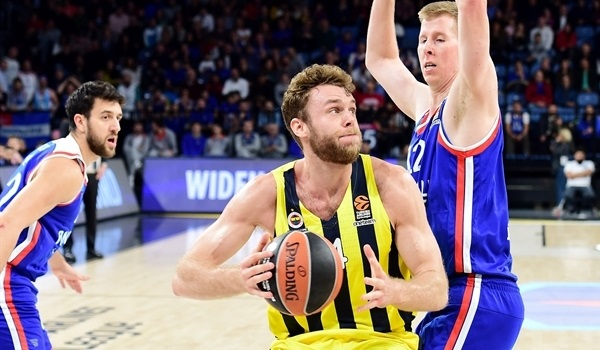 Domestic playoffs: Fenerbahce ties finals against Efes