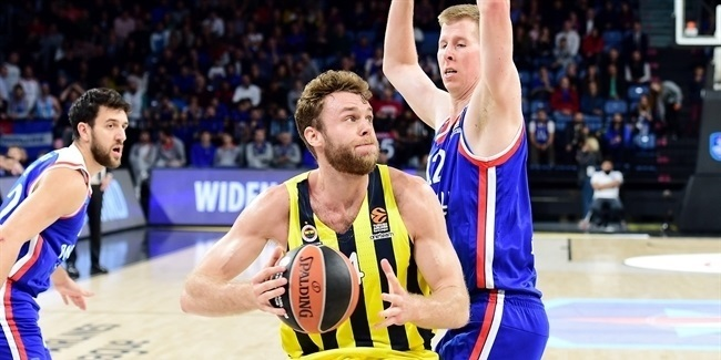 Domestic leagues playoffs: Fenerbahce ties finals against Efes