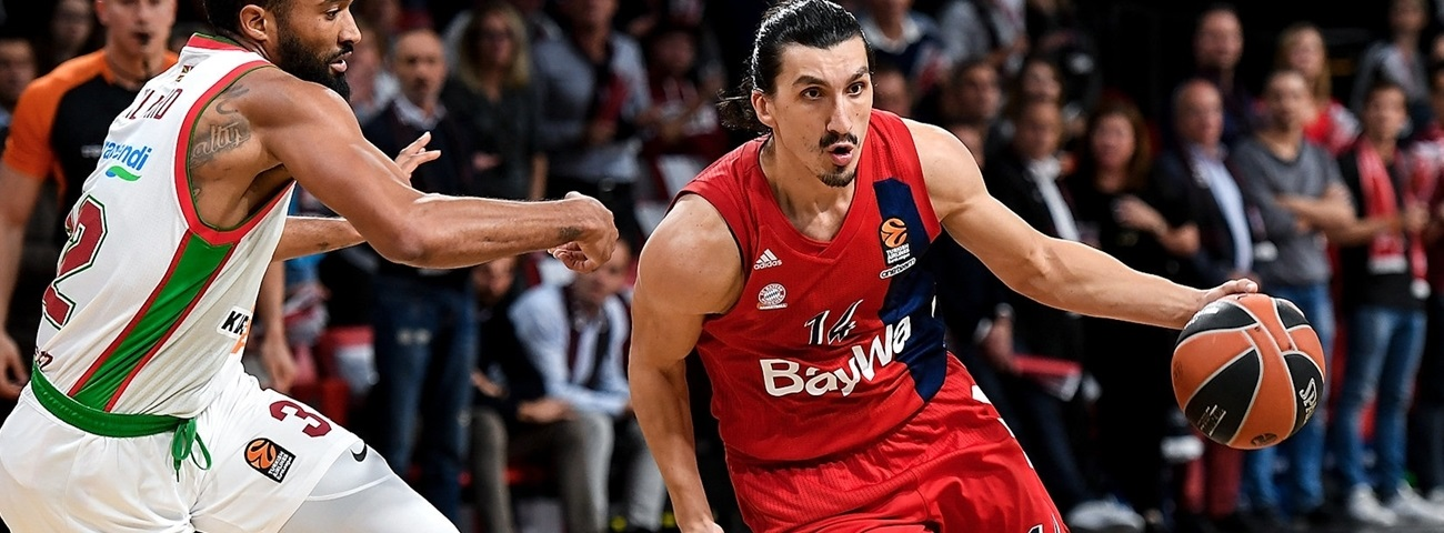 EuroLeague preseason: Bayern wins big