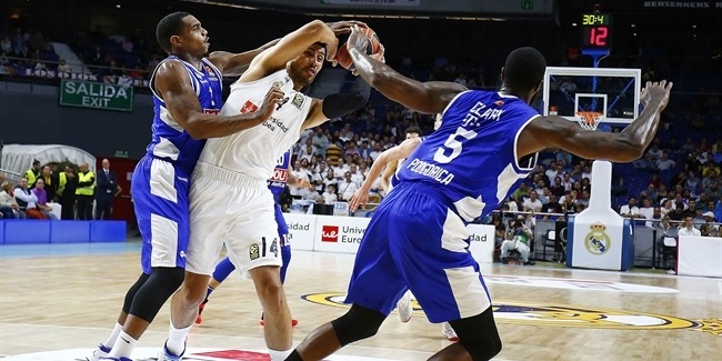 RS Round 4: Real Madrid vs. Buducnost VOLI Podgorica