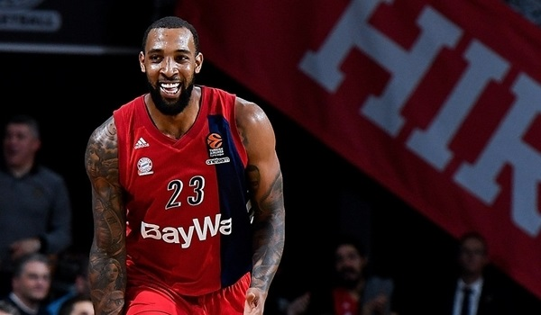 RS Round 4 report: Bayern repels Baskonia in their first meeting, 77-71
