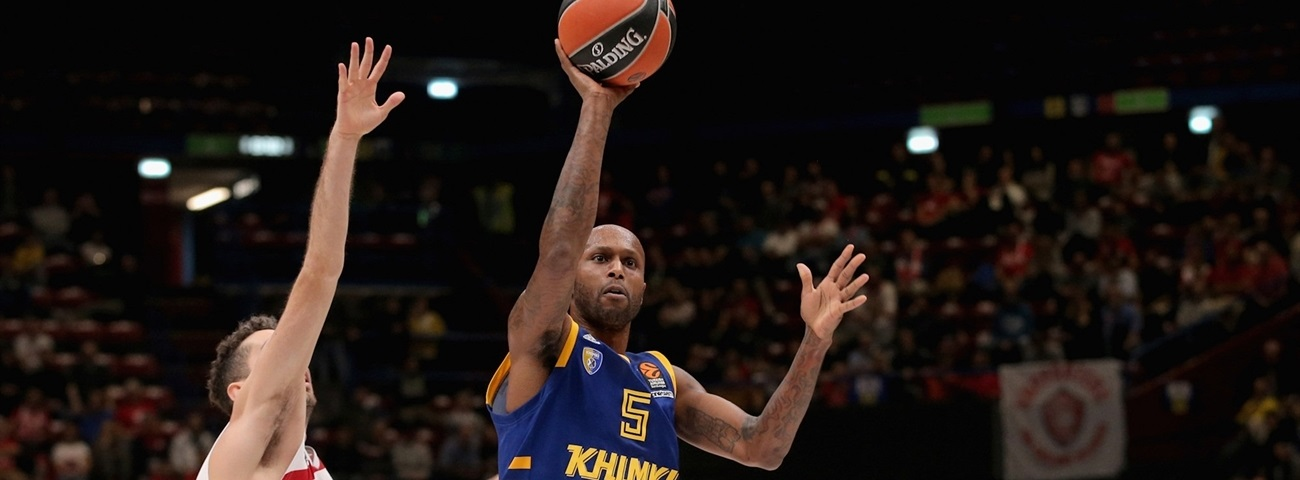 Khimki ran out of luck, again