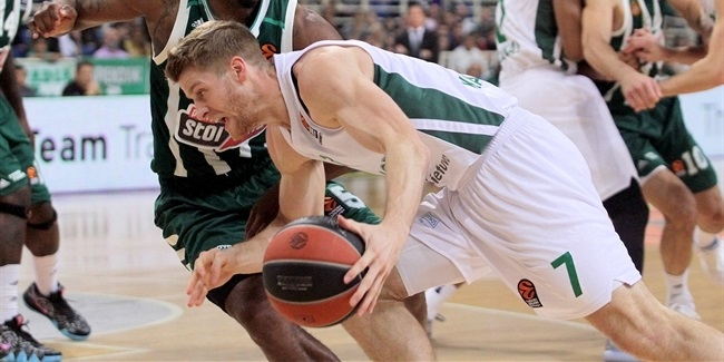 Thomas Walkup: 'It is like a party at Zalgirio Arena!'