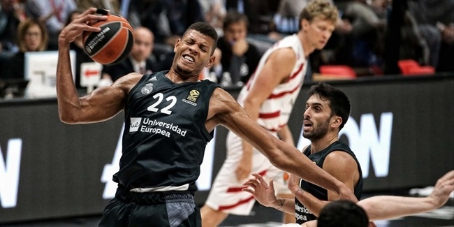 Edy Tavares: 'Sergeant Swat is a perfect nickname for me'