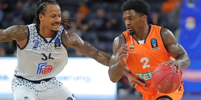 7DAYS EuroCup, Regular Season Round 5: ratiopharm Ulm vs. Germani Brescia Leonessa