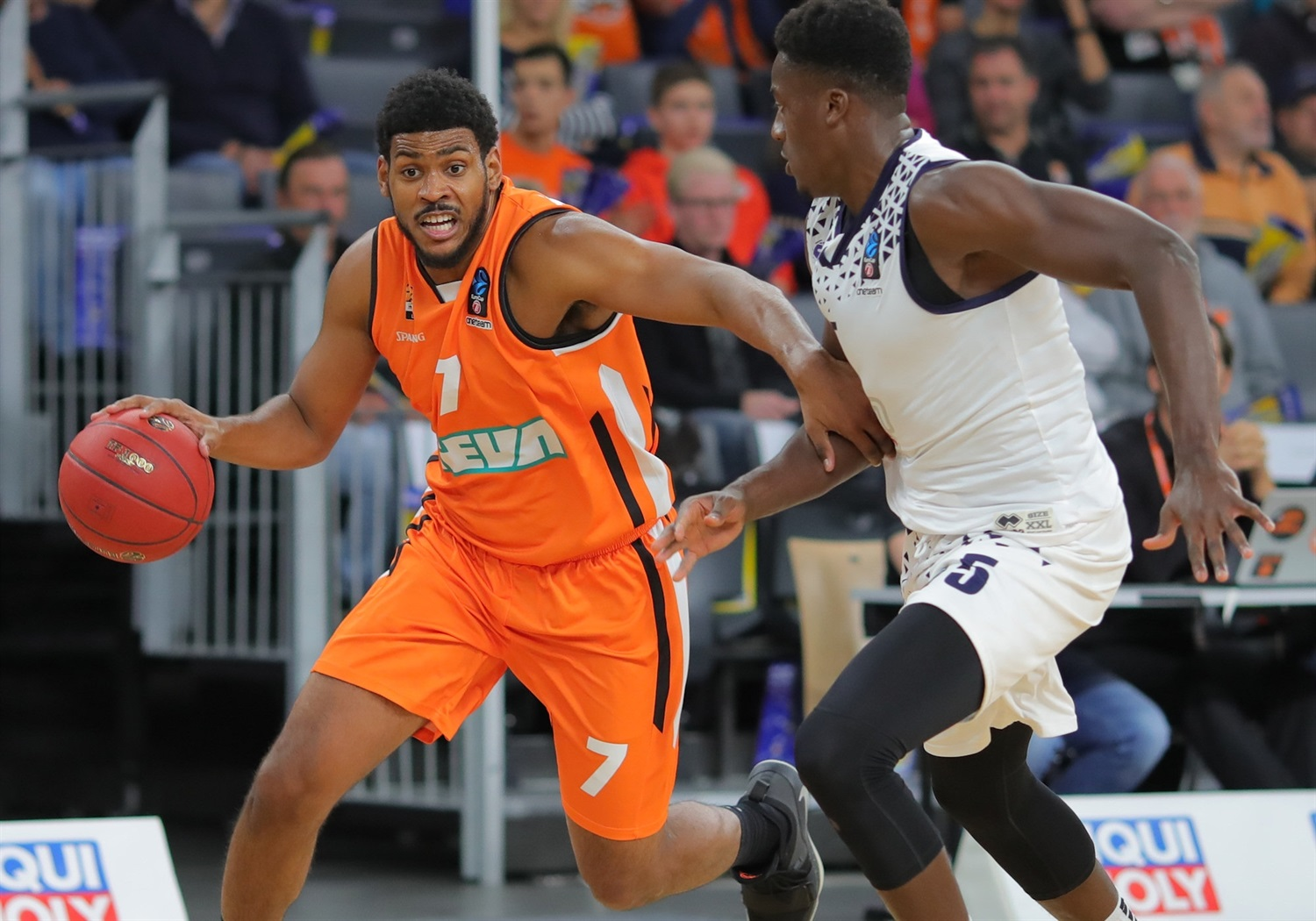 Ryan Thompson - ratiopharm Ulm (photo Ulm - Florian Achberger) - EC18