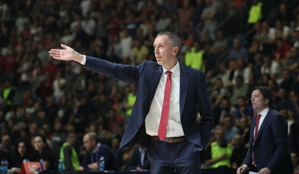 Zvezda, coach Tomic part ways