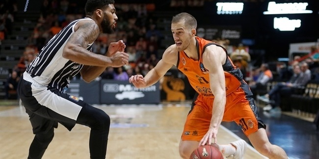 Matt Thomas, Valencia: 'I'm enjoying things in my new city'