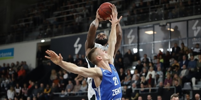 7DAYS EuroCup, Regular Season Round 5: LDLC ASVEL Villeurbanne vs. Zenit St Petersburg