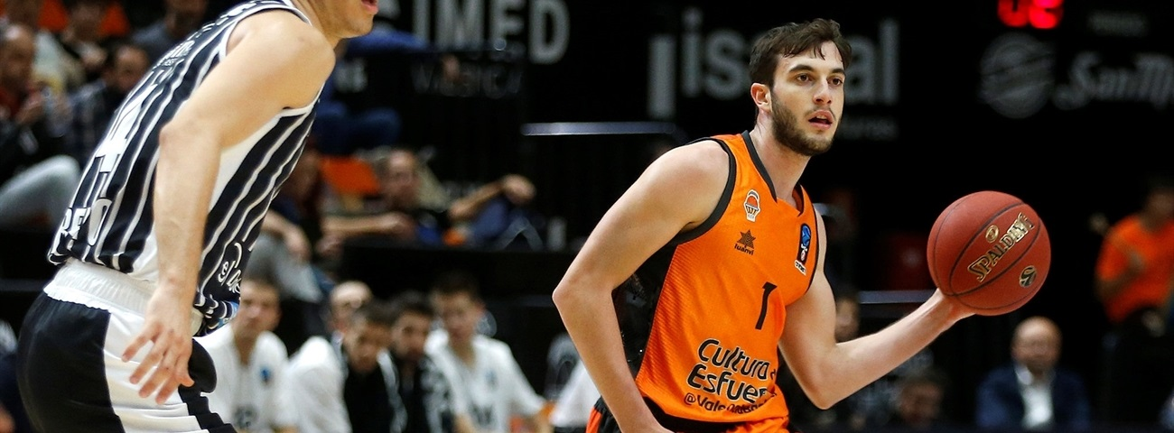 Baskonia adds young guard Garcia