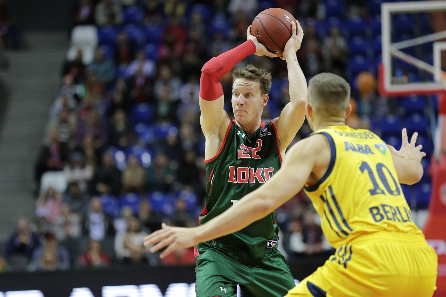 Dmitry Kulagin - Lokomotiv Kuban Krasnodar  (photo Lokomotiv) - EC18