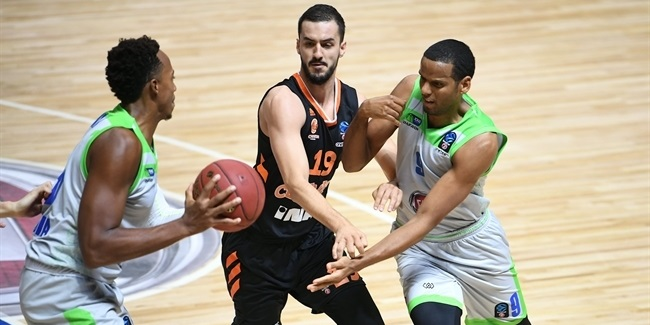 7DAYS EuroCup, Regular Season Round 5: Tofas Bursa vs. Cedevita Zagreb