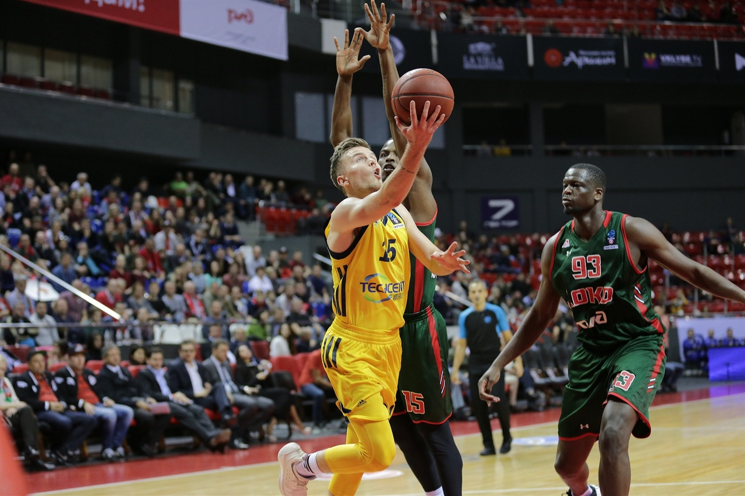 Martin Hermannsson - ALBA Berlin (photo Lokomotiv) - EC18