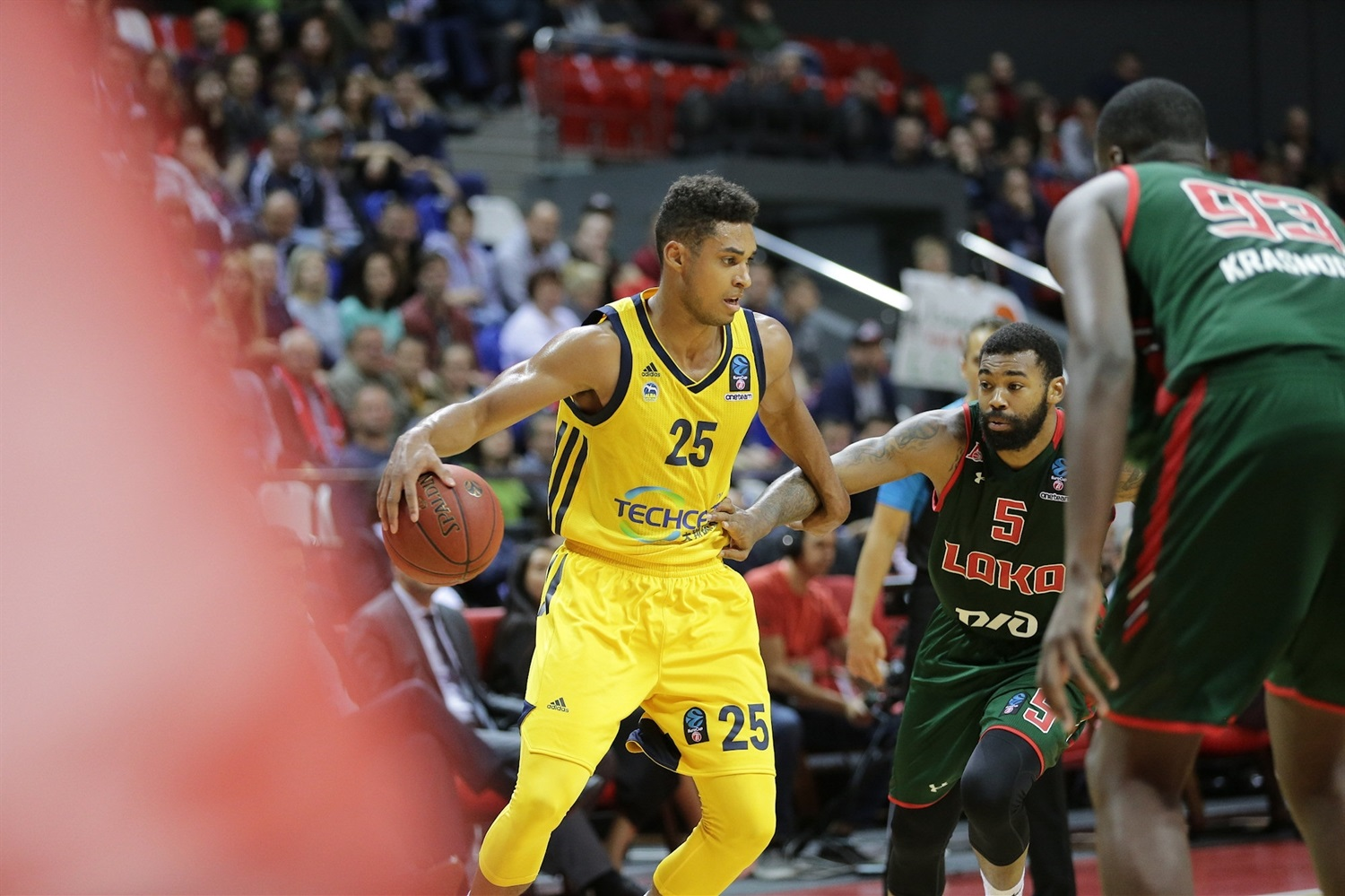 Kenneth Ogbe - ALBA Berlin (photo Lokomotiv) - EC18
