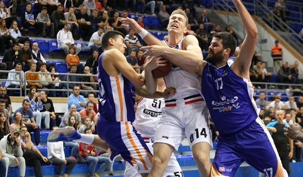 RS Round 5: Rytas turns to defense, blows past Mornar