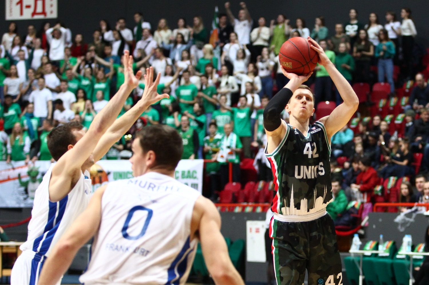 Evgeny Kolesnikov - UNICS Kazan (photo UNICS) - EC18
