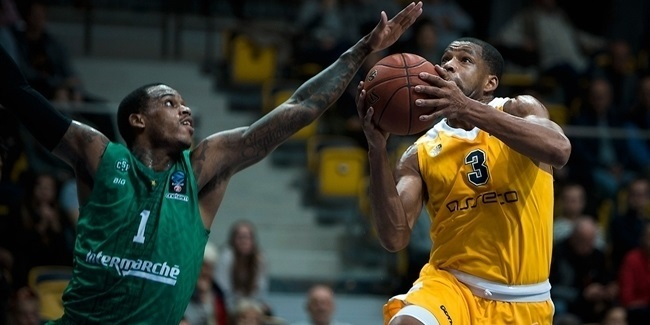 7DAYS EuroCup, Regular Season Round 5: Arka Gdynia vs. Limoges CSP