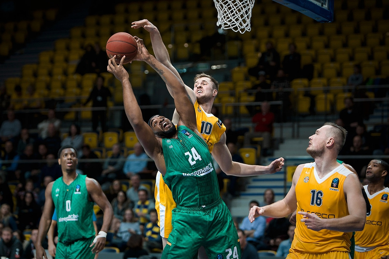 Samardo Samuels - Limoges CSP (photo Gdynia) - EC18