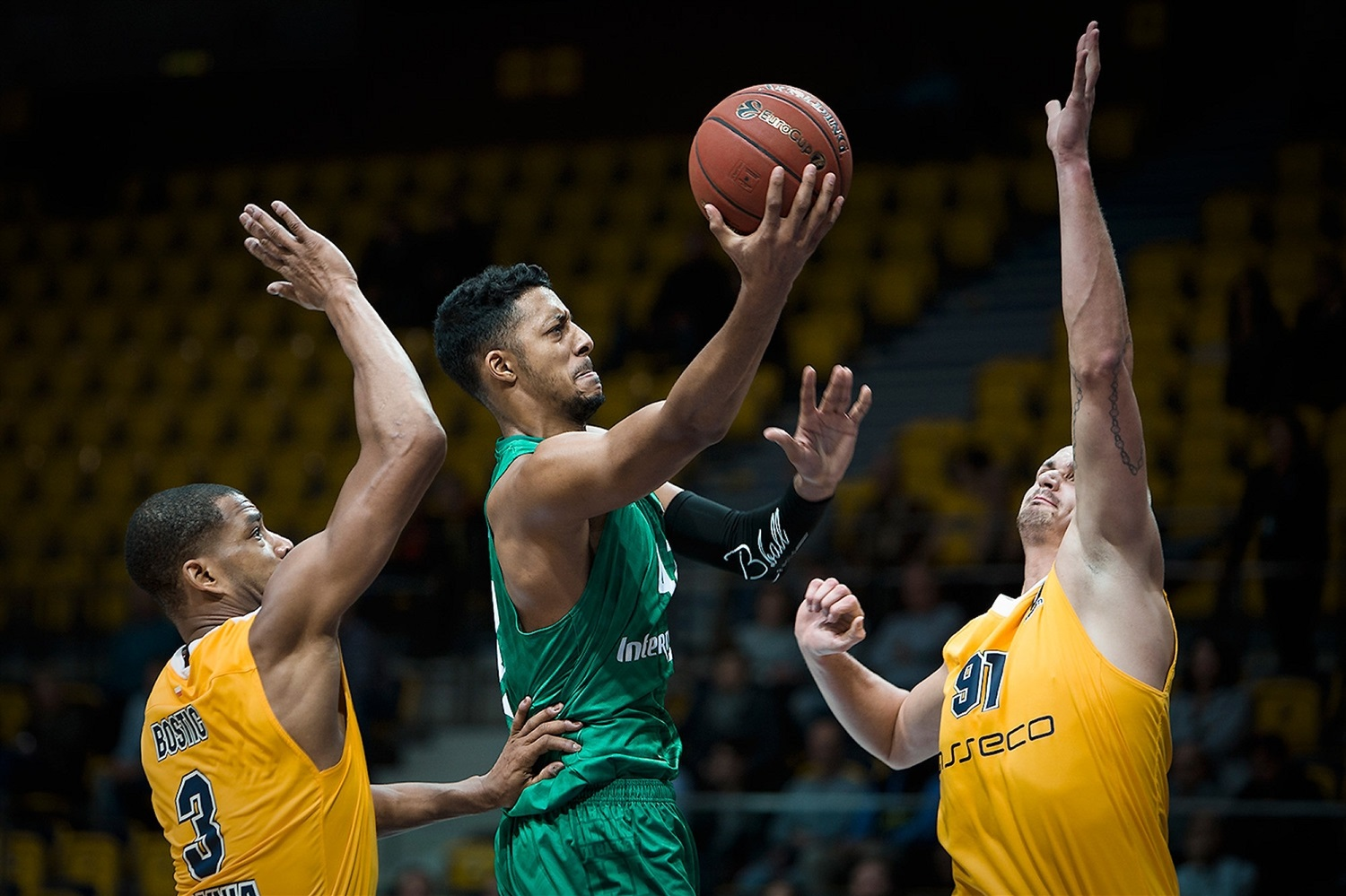 William Howard - Limoges CSP (photo Gdynia) - EC18