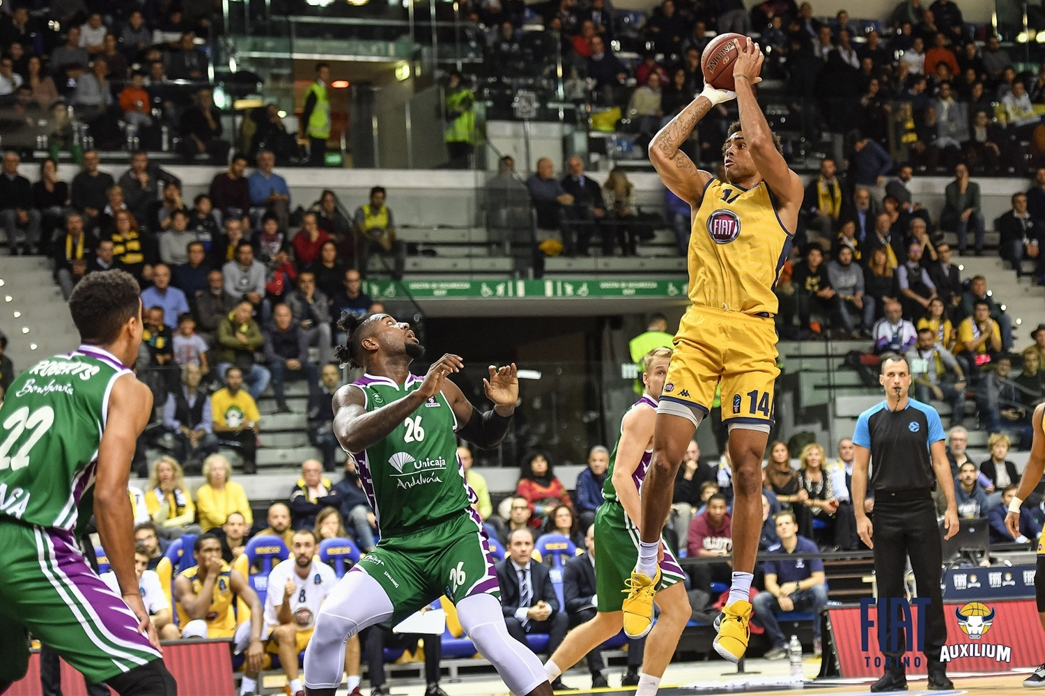 James McAdoo - Fiat Turin (photo Fiat Turin) - EC18