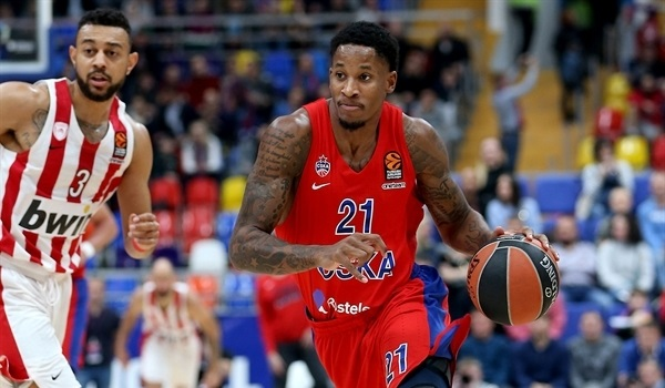 RS Round 5 report: CSKA outlasts Olympiacos in battle of heavyweights