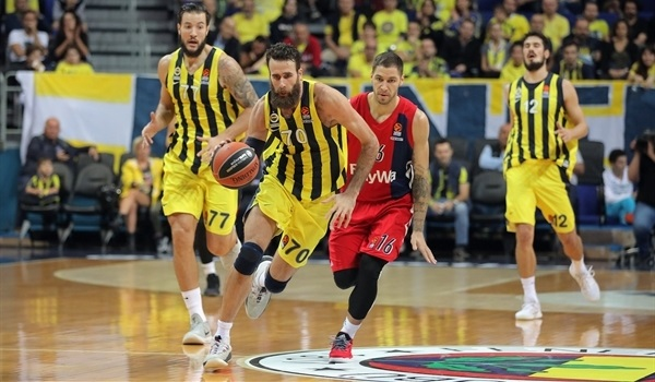 RS Round 5 report: Vesely, Datome lead Fenerbahce past Bayern