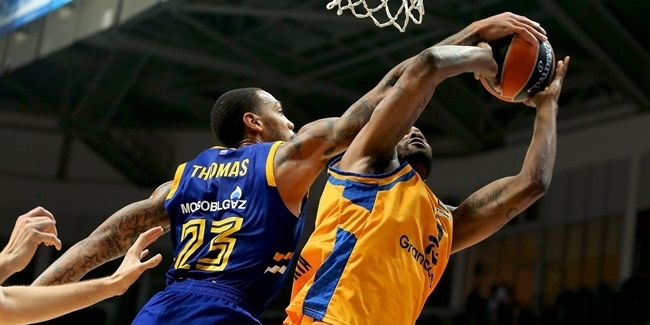 RS Round 5:  Khimki Moscow Region vs. Herbalife Gran Canaria