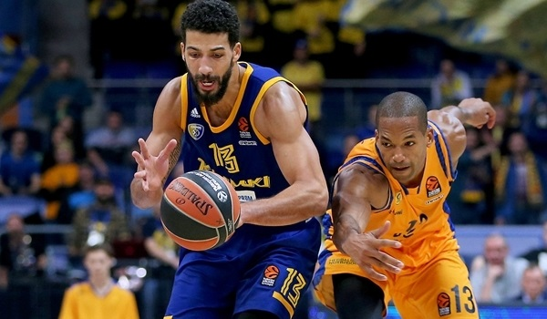 Blog, Anthony Gill, Khimki: 'We have a fighting spirit'