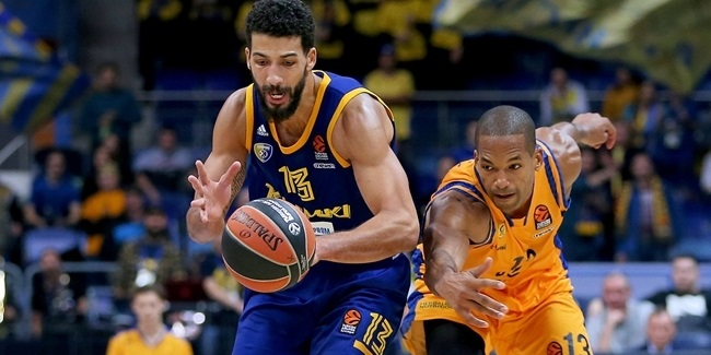 Khimki's Gill to miss three weeks