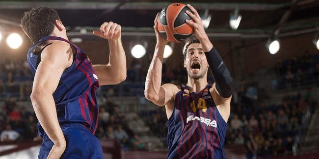"Ante Tomic: ""Barcelona is a big part of my life"""