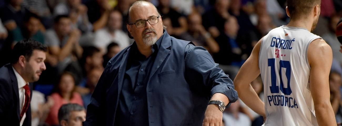 Buducnost parts ways with coach Dzikic